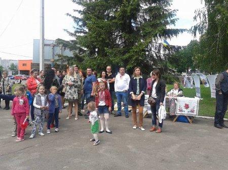 Свято вишиванки в Василькові