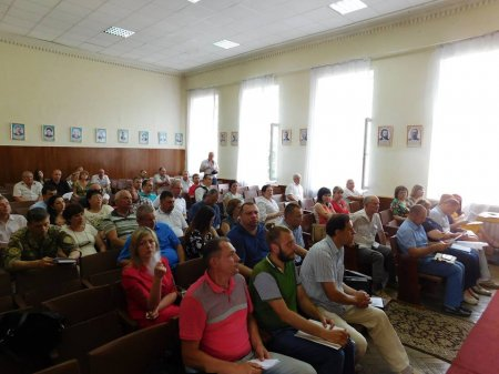 Позачергова сесія Васильківської міської ради