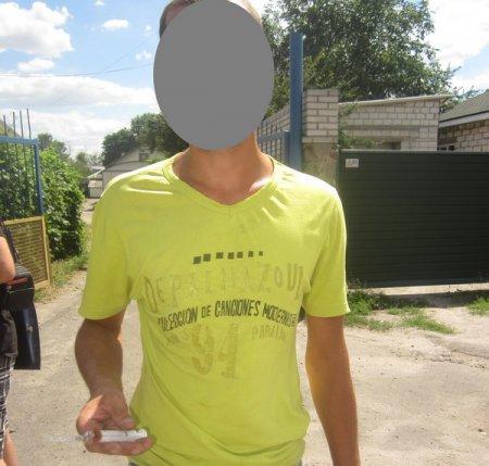 В Василькові виявлено наркотичний  засіб у жителя  з смт.Глеваха