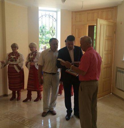 Відкриття  Київського професійного коледжу посиленої фізичної і військової підготовки