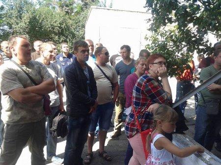 Зустріч з учасниками АТО м. Василькова