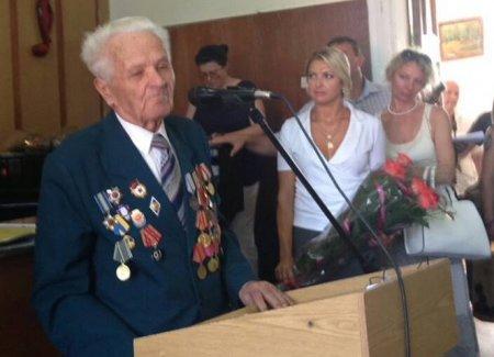 Нагородження  почесного громадянина міста Василькова