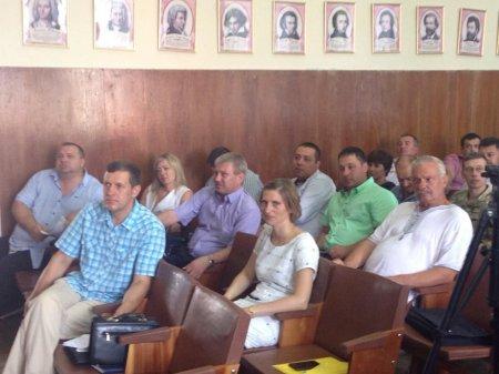 13 чергова сесія Васильківської міської ради