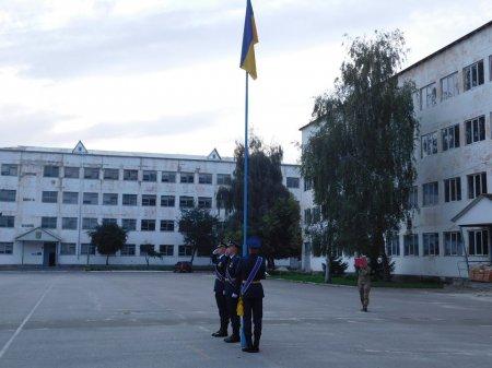 Урочистий марш військовослужбовців Васильківського гарнізону