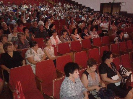 Серпнева педагогічна конференція