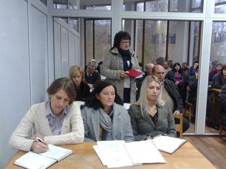 Нарада з керівниками структурних підрозділів міської ради
