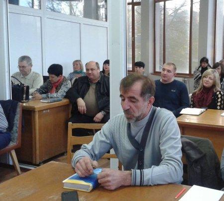 Оперативна робоча нараду з керівниками органів виконавчої влади