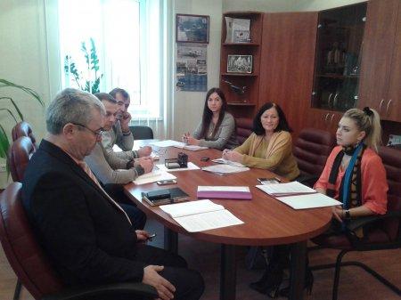 Засідання комісії щодо виплати грошової компенсації