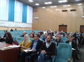 Розширена апаратна нарада з керівниками структурних підрозділів міської ради