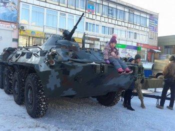 Виставка-презентація військових частин Васильківського гарнізону