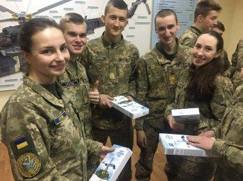 Студенты из Василькова приняли участие в первом этапе проекта «Авиатор 2017»