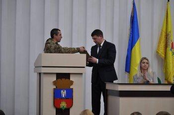 18  позачергова сесія Васильківської міської ради.
