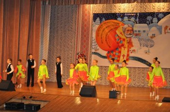 Розважальна програма до Дня Святого Миколая в Василькові