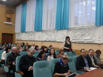 Апаратна нарада з керівниками структурних підрозділів міської ради та її виконавчого комітету