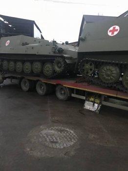 Допомога воїнам АТО від Василькова