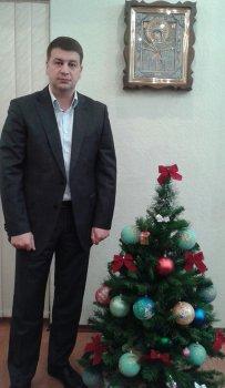 Вітання міського голови з Новим роком та Різдвом Христовим!