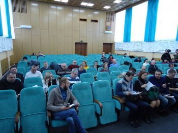 Позачергова сесія Васильківської міської ради VII скликання
