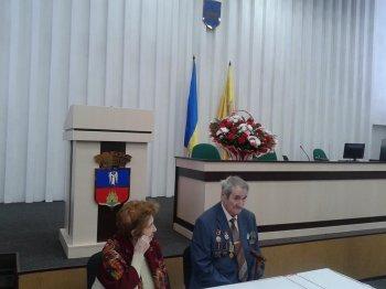 Привітання до ювілею  Заслуженого лікаря України