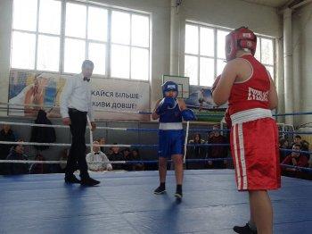Турнір з боксу в Василькові
