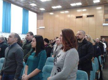Чергова сесія Васильківської міської ради VII скликання.
