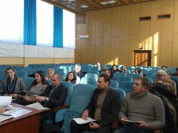 Засідання громадської комісії з житлових питань.