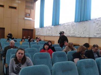 Засідання 22 позачергової сесії Васильківської міської ради VII скликання