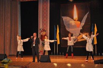 На Васильківщині вшанували пам'яті Героїв Небесної Сотні