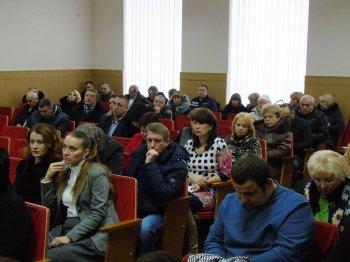 Голова Васильківської райдержадміністрації прозвітував про роботу за рік