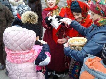 В Василькові відсвяткували Масляну
