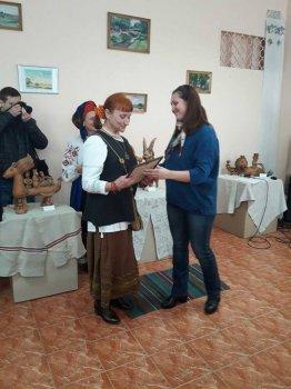 Виставка Заслуженого майстра Народної творчості України