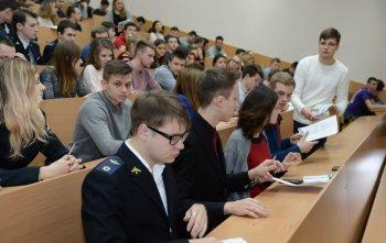 Курсанты Василькова демонстрируют знания в лучшем образовательном проекте страны