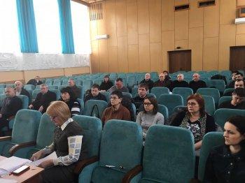 Засідання Ради директорів промислових підприємств