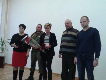 Вшанування  захисників незалежності, суверенітету і територіальної цілісності України