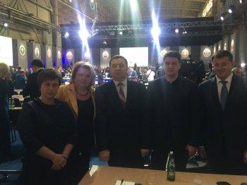 Васильківський міський голова Сабадаш В.І. сьогодні бере участь у П'ятому засіданні Ради регіонального розвитку.