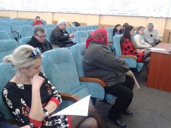 Громадської комісії з житлових питаньі.