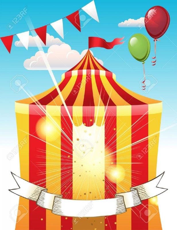 8-9 квітня Цирк Шапіто в Василькові