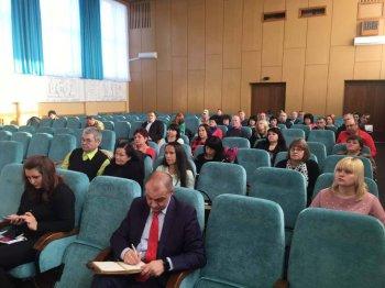 Апаратна нарада з заступниками міського голови з питань діяльності виконавчих органів ради