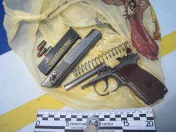 Незаконне поводження зі зброєю