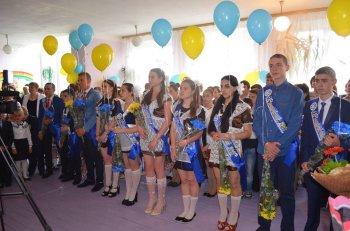 Свято останнього дзвоника в Василькові